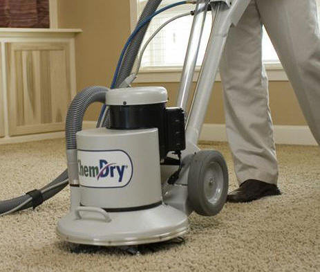 chemdry carpet cleaning company logo